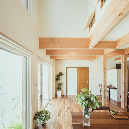 地震対策 家を建てるときにこそ、地震対策!地震に負けない、徳島で安全な家づくり